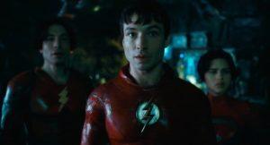 اولین تیزر فیلم The Flash با حضور بتمن منتشر شد [تماشا کنید]