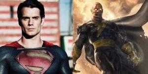 راک از نحوه شکست سوپرمن در فیلم Black Adam میگوید