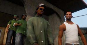 ریمستر GTA: San Andreas از روز اول به گیم پس اضافه میشود
