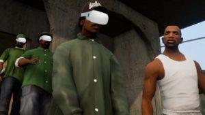 بازی GTA San Andreas به پلتفرم واقعیت مجازی خواهد آمد