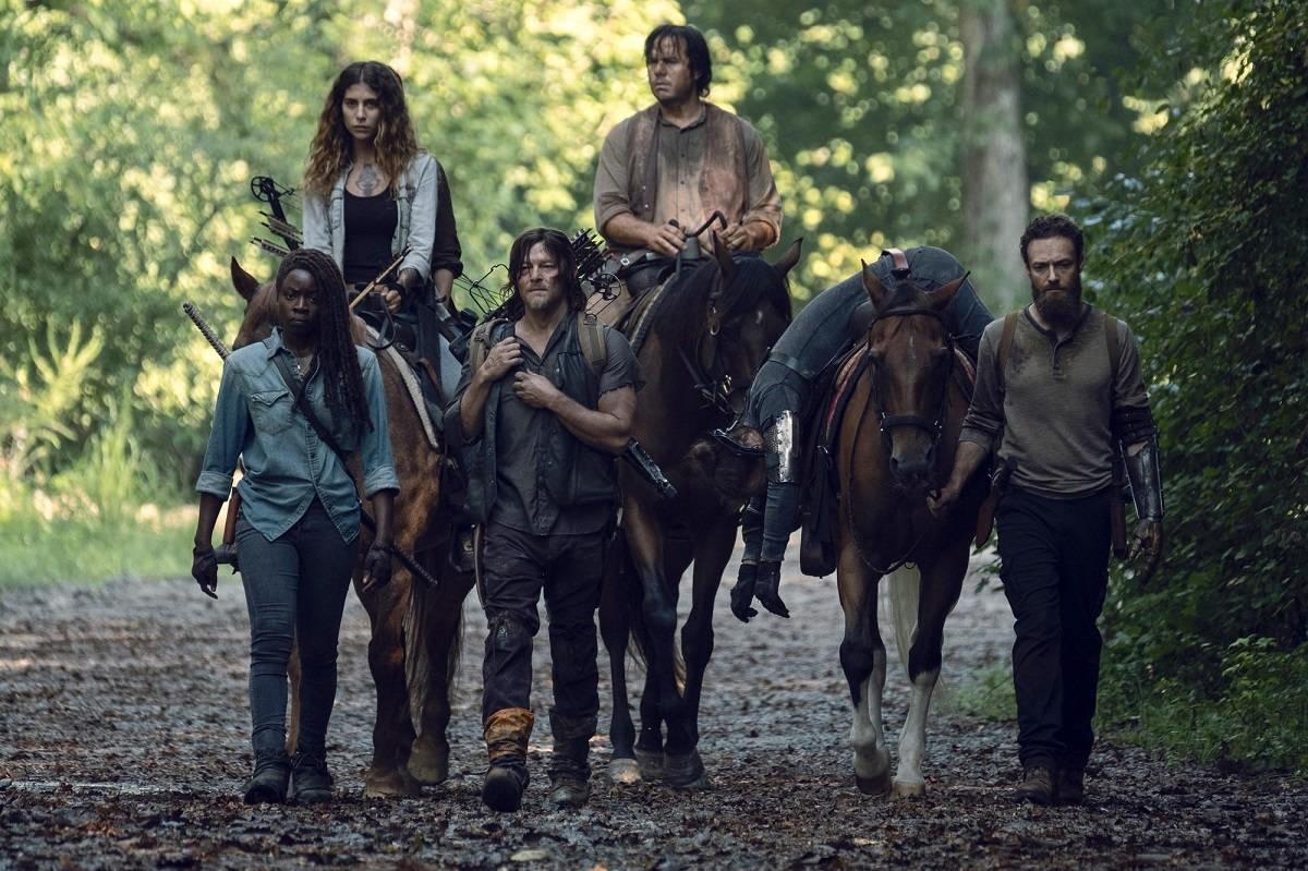 سریال Tales of the Walking Dead تابستان ۲۰۲۲ منتشر میشود